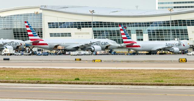 ニュース画像 1枚目:ダラス・フォートワースのアメリカン航空