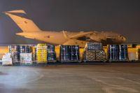 ニュース画像:イギリス空軍C-17A、シリア難民向け人道支援物資をトルコに空輸