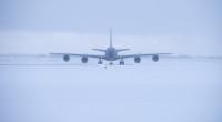 ニュース画像:アメリカ空軍KC-135R、コールド・レスポンス20で空中給油支援