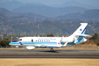 ニュース画像:海保、那覇と福岡に配備するファルコン2000EXを2機受領