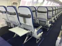 ニュース画像:レカロ、カスタマイズ可能な座席を提供するプログラムで737に初設置