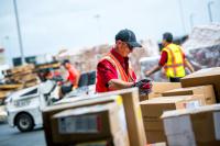 ニュース画像:デルタ・カーゴ、チャーター便を運航 サプライチェーンの需要を支援
