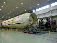 ニュース画像:三菱重工、3月17日にH-IIBロケット 最終号機のコア機体を出荷