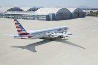 ニュース画像:アメリカン航空、旅客便向け777-300を貨物便に活用