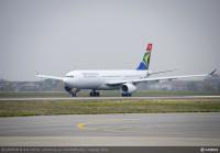 ニュース画像:南アフリカ航空、5月末まで全ての国際線を運休に