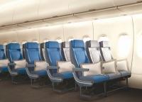 ニュース画像 1枚目:シンガポール航空 シート
