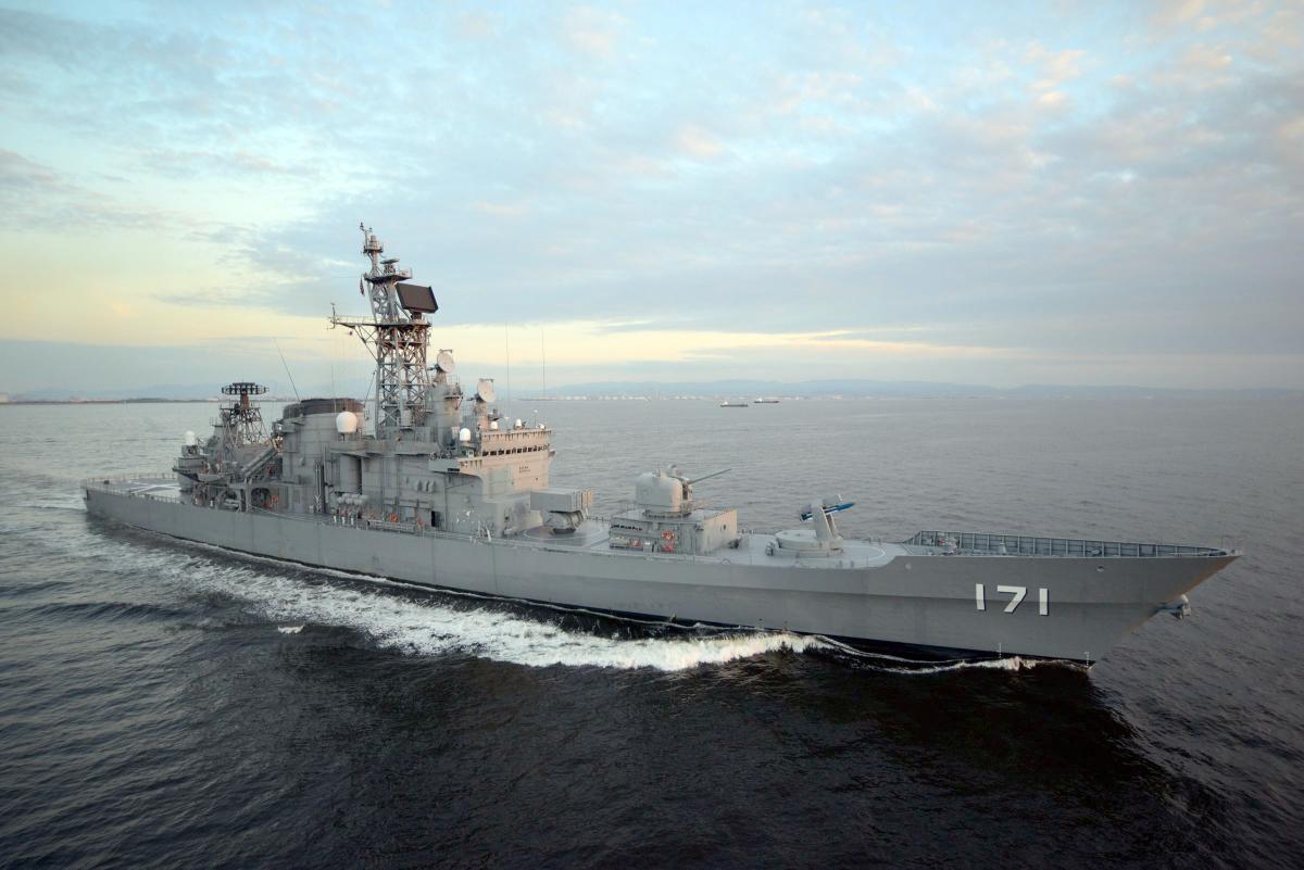 護衛艦はたかぜ、練習艦に艦種変更 3月19日 | FlyTeam ニュース