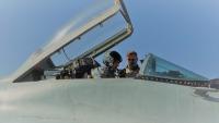 ニュース画像:ブルガリア空軍、機体寿命延長を施したMiG-29で飛行試験