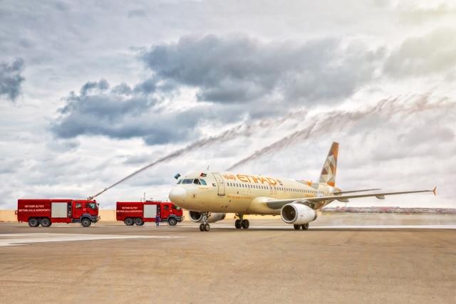 ニュース画像 1枚目:エティハド航空 A320ファミリー
