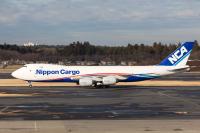 ニュース画像:日本貨物航空、NCAカレンダー2021掲載の747-8F写真を募集