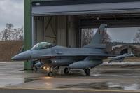 ニュース画像:ベルギー空軍F-16AM、バルト三国領空警備で200回目の任務達成