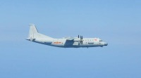 ニュース画像:中国Y-9情報収集機、3月25日に東シナ海と日本海を飛行 空自が対応
