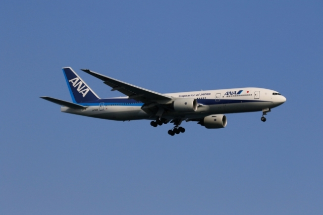 ニュース画像 1枚目:ANA 777-200