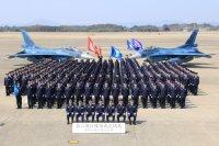 ニュース画像:第3飛行隊、百里基地に移動 第7航空団に隷属替え