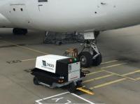 ニュース画像:関空第2ターミナル、電気式移動電源車「eGPU」の実証実験を開始