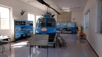 ニュース画像:ヘリコプター学習館、新型コロナウイルスの感染防止で一時休館を延長