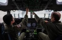 ニュース画像:アメリカ空軍C-17のパイロット、スケジュール管理がアプリで楽に