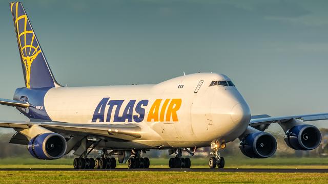 ニュース画像 1枚目:アトラス航空 747F