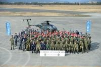 ニュース画像:陸自第13飛行隊のOH-6D、3月19日にラストフライト
