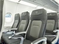 ニュース画像:ルフトハンザとユーロウイングス、搭乗者間の座席を空席に コロナ対策で