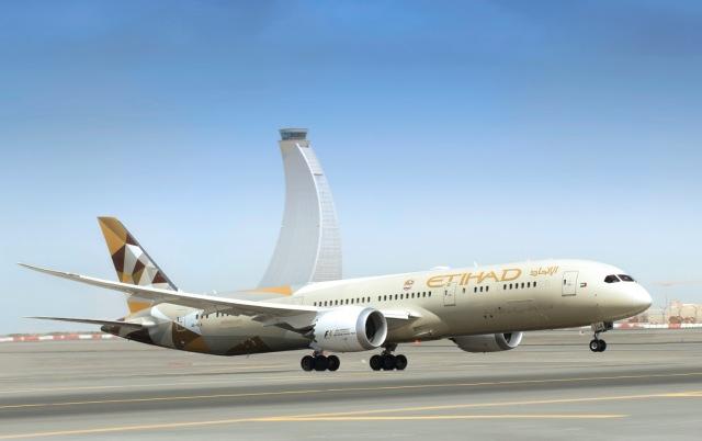 ニュース画像 1枚目:エティハド航空 イメージ