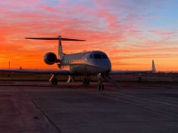 アメリカ空軍、VIP輸送機C-37Bを受領の画像