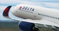 デルタ航空、A350と777旅客機を活用した貨物専用チャーターを運航の画像