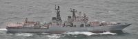 ニュース画像:P-3Cなど、ロシア海軍2隻を対馬海峡で北東進を確認 3月26日