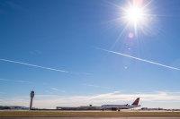 ニュース画像:デルタ航空、新型コロナウイルスの影響で減便や運休