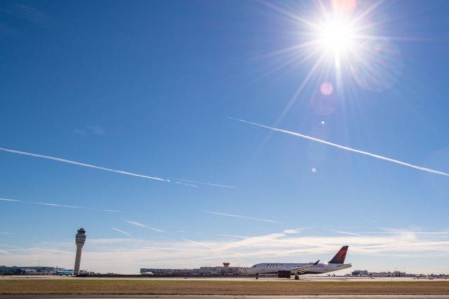 ニュース画像 1枚目:アトランタ国際空港
