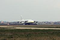 ニュース画像:世界最大の航空機、中国からスロバキアへ医療物資を空輸 新型コロナ対策