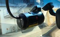 ニュース画像 2枚目:車内に設置したドラレコ
