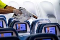 ニュース画像:デルタ航空、新しい清潔さ基準「デルタ・クリーン」を導入