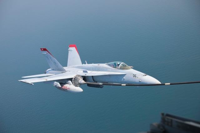 ニュース画像 1枚目:アメリカ海兵隊 VMFA-232 F/A-18Cホーネット
