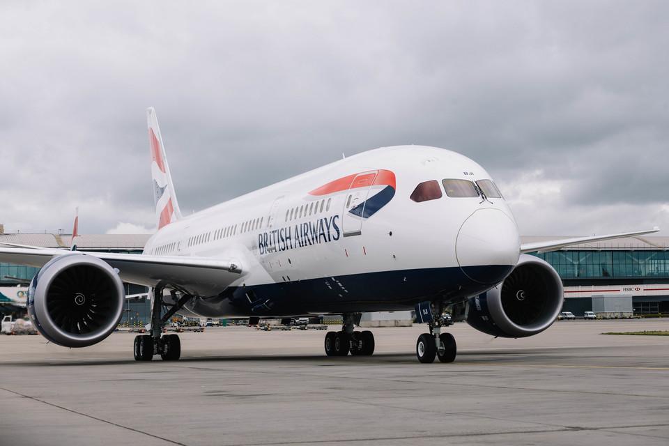 ニュース画像 1枚目:ブリティッシュ・エアウェイズ 787