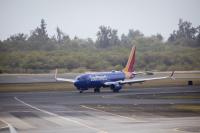 ニュース画像:サウスウェスト航空、5月3日から6月5日まで全体で40%以上を減便