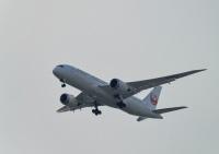 ニュース画像:羽田新航路、都心通過する南風運用はじまる