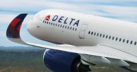 デルタ航空、長距離国内線の機内食サービスを一部縮小 新型コロナでの画像