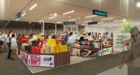 ニュース画像:ANA FESTAとBLUE SKY、熊本空港改装で移転 一部閉店へ