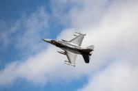 ニュース画像:アメリカ空軍F-16、新型コロナと国防任務で即応力を維持