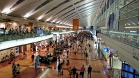 羽田空港の従業員、新型コロナウイルス感染 1カ月以内の渡航歴なしの画像