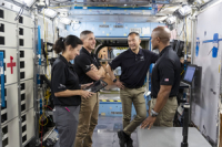 ニュース画像:野口聡一宇宙飛行士、クルードラゴン宇宙船搭乗に向けた訓練を開始