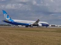 ニュース画像:787を製造するボーイング・サウスカロライナ、操業を一時停止