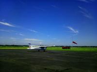 ニュース画像:本田航空、遊覧飛行を当面の間中止 新型コロナウイルス感染拡大防止で