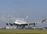 ニュース画像:カタール航空、5月10日まで発券カウンターを一時休業