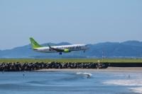ニュース画像:ソラシドエア、羽田/鹿児島線など7路線で減便 4月に計292便追加