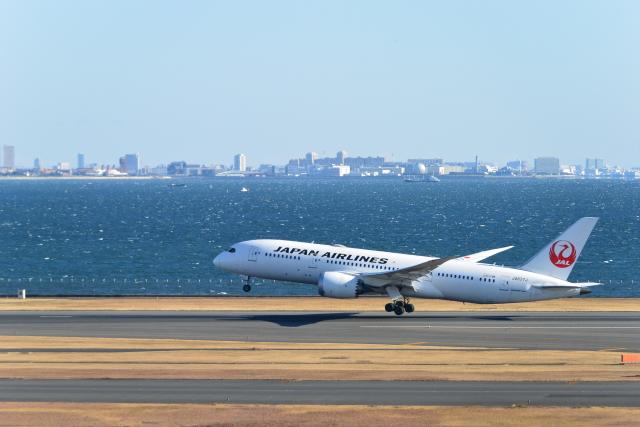 ニュース画像 1枚目:日本航空