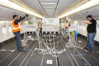 ニュース画像:エア・カナダ、旅客機777-300ERを改修 貨物機として運航