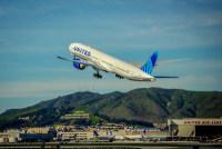 ニュース画像:ユナイテッド航空、医療ボランティアにカリフォルニア行き航空券を提供
