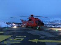 ニュース画像:シュペルピューマ、ノルウェーでCOVID-19患者を輸送